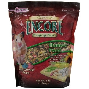 Top 5 Hamster Foods | Reviews & Comparative Analysis For