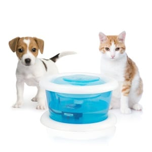 Dishes, Feeders & Fountains Have An Inquiring Mind Pet Drinking Fountain Pet Supplies