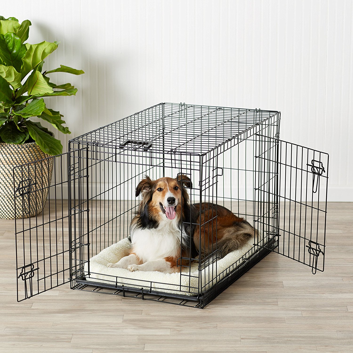 Top 14 Dog Crates In 2019 Reviews Comparative Analysis